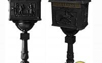 New-Heavy-Duty-Mailbox-Postal-Box-Security-Cast-Aluminum-Vertical-Pedestal-Black-13.jpg