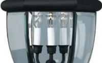 Forte-Lighting-1604-03-04-Traditional-3-light-Exterior-Post-Lantern-With-Clear-Beveled-Glass-Black-Finish5.jpg